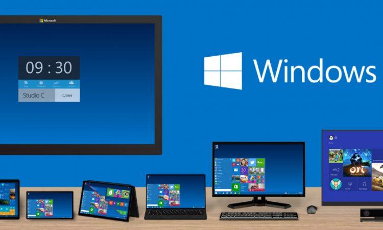 Выбор операционной системы Windows