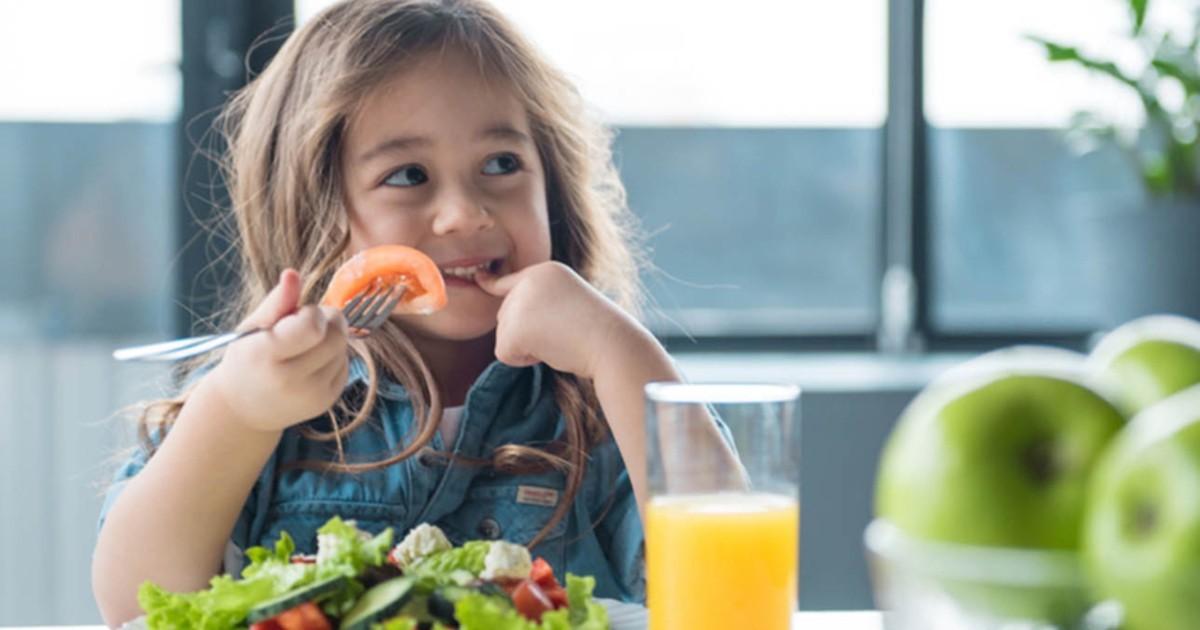 Найден способ приучить детей к полезной, но невкусной пище